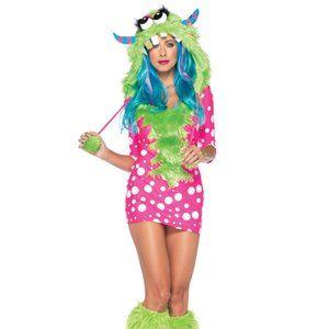 Leg Avenue Melody Monster Costume